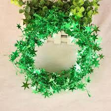 tinsel garland online shop wholesale 5m garland christmas decoration christmas