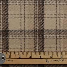 wool upholstery fabric ashley wilde faux wool cotton plaid tartan dogtooth cushion