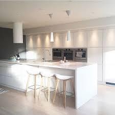modern kitchens white 88 best eldhús images on pinterest kitchen ideas kitchen and