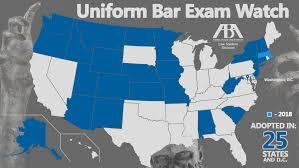 halloween mark the uniform bar exam passes halfway mark aba for law students