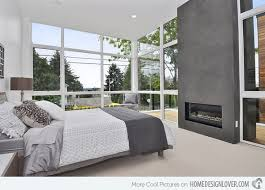 master bedroom fireplace 16 ideas for contemporary bedrooms with fireplace home design lover