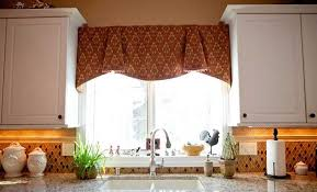 kitchen sink window ideas the sink window treatment range hoods inc