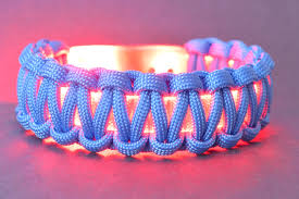paracord bracelet youtube images How to wrap a lightbanz or flashbanz led bracelet with paracord jpg