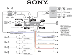 radio wiring diagram sony wiring diagrams instruction