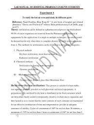 pharmacognosy lab manual thin layer chromatography botany