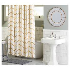 Citrine Curtains The 12 Most Beautiful Shower Curtains Photos Architectural Digest