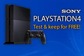 how you can get a free ps4