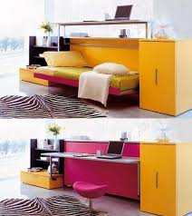 Space Saving Bedroom Furniture For Teenagers by Best 25 Space Saving Bedroom Furniture Ideas On Pinterest Space