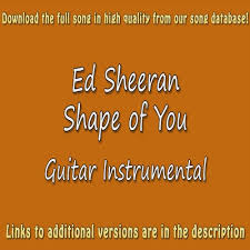 free download mp3 ed sheeran the fault in our stars ed sheeran shape of you acoustic karaoke by
