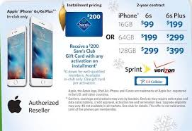 iphone black friday iphone 6s sam u0027s club offers up to 200 off ahead of black friday