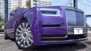 roll royce purple vehicle wip pre release rolls royce phantom viii 2018 gta5
