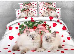 Kitten Bedding Set Best Bedroom Comforter Sets U0026 Cotton Comforter Sets Collections