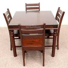 Teakwood Dining Table Dining Room Teak Wood Dining Table On Dining Room Intended For