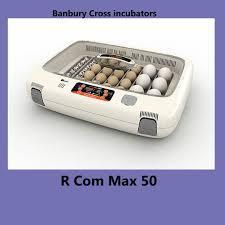 10 50 eggs banbury cross incubators