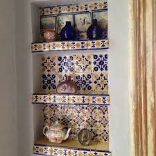 Tiled Kitchen Ideas Best 25 Spanish Tile Kitchen Ideas On Pinterest Moroccan Tile