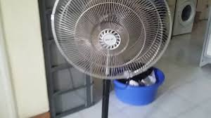 kenmore 18 inch stand fan with remote 18 sekai industrial stand fan remake youtube