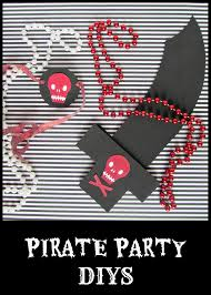 pirate party diys val event gal