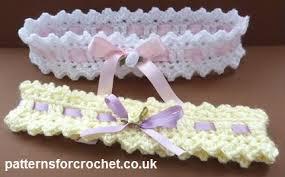 baby crochet headbands baby headbands free crochet patterns