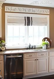Curtains Kitchen Window by Kitchen Window Coverings Kitchen Window Corniceand That Sink