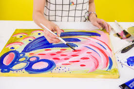 summer ftw take our brand new intro to acrylic painting