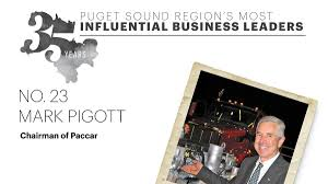 paccar usa the most influential business executives of the past 35 years no