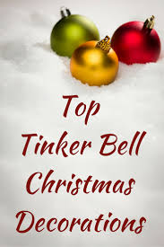 disney tinkerbell tree topper and very cute tinkerbell christmas