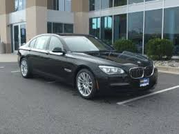 bmw serie 7 2014 used bmw 7 series for sale carmax