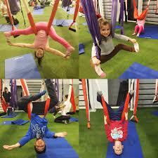 yoga aereo kids en bfit ibiza sports club yoga aeroyoga kids