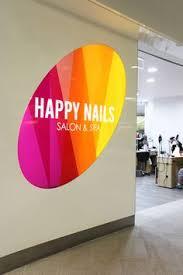 happy nails salon u0026 spa nail bar u0026 salon shop fit out u0026 design