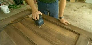 Refinish Exterior Door How To Refinish And Restore An Entry Door Today S Homeowner