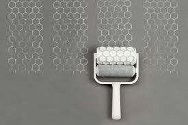paint rollers with patterns patterned paint rollers matthijs kok