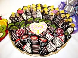 chocolates for s day s day chocolate dipped fresh fruit platter le chocolatier