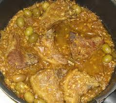 cuisine marocaine tajine tajine d agneau aux oignons et oeufs gourmicom