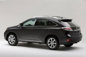 lexus rx hybrid used 2011 lexus rx 350 used car review autotrader