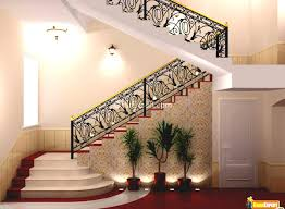 Banister Railing Concept Ideas Cool Staircase Railing Designs For Modern Simple Home Concept