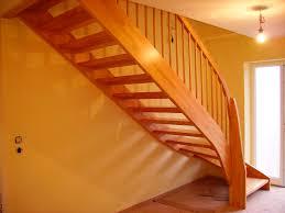 buche treppe treppe mit pfostenkrümmling in buche massivholz tischlerei lohse