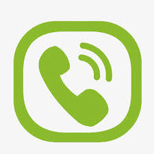 phone icon green phone symbol green phone icon telephone symbol png image