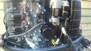 yamaha f 100 hp youtube