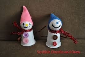 kid made recycled keurig pod ornaments can t find