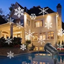 christmas projection lights snow laser projector christmas ls led stage light 2 colors