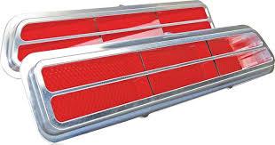 1969 camaro tail lights 1969 chevrolet camaro parts lighting tail ls tail l