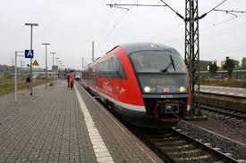 Bad Schmiedeberg Wetter Regiosprinter 6 014 1 Der Ruhrtalbahn In Lutherstadt Wittenberg