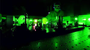 Physics Of Light Laser As Bright As A Billion Suns Alters Fundamental Physics Of