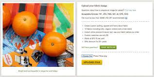 diy turn your photos into fabric spoonflower blog