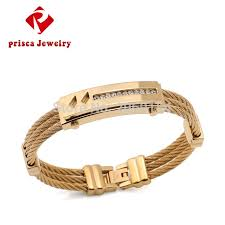 aliexpress buy new arrival men jewelry gold silver aliexpress buy gold jewelry silver bracelet charm wristband