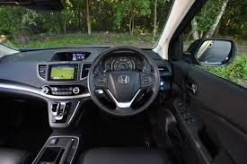 honda crv 2016 interior honda cr v black edition 2016 review pictures auto express