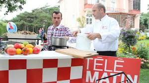 telematin recette de cuisine la chronique culinaire de télématin dans le jardin