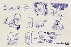 Print Advertisement Idea Design Bic Print Advert By Publicis Idea 4 Ads Of The World