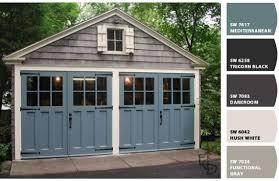 top modern bungalow design blue colors front doors and colors