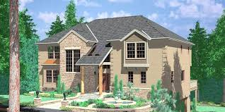 custom luxury home plans custom luxury house plans house front color elevation view for